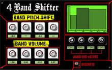 Bitterspring 4 Band Shifter