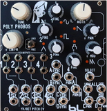 Blue Lantern Modules Poly Phobos 4 VCO