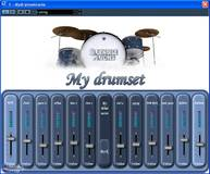 Bluenoise My Drumset [Freeware]