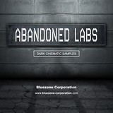 Bluezone Abandoned Labs - Dark Cinematic Samples