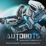 Bluezone Autobots - Transformers Sound Effects
