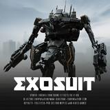 Bluezone Exosuit - Hybrid Exoskeleton Sound Effects