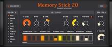 Boscomac Memory Stick 20