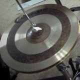 "Bosphorus 13"" antique series dark hi-hat"