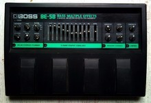 Boss BE-5B Bass Multiple Effects