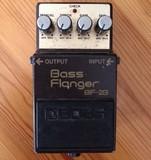 Boss BF-2B Bass Flanger