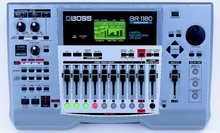 Boss BR-1180/1180CD Digital Recording Studio