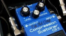Boss CS-2 Compression Sustainer - Fat Old Comp - Modded by MSM Workshop