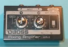 Boss KM-2 Mixing Amplifier