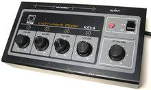 Boss KM-4 Instrument Mixer