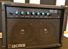 Boss MG-10 Guitar Amplifier
