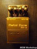 Boss MT-2 Metal Zone - Atom - Modded by MSM Workshop