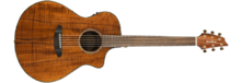 Breedlove Pursuit Concert Koa