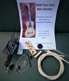 Buzzards Field Ukuleles Kit standard ukulele bass