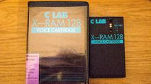 C-Lab Voice Cartridge X-RAM 128