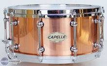Capelle Snare Drum 14''x6.5'' Brass