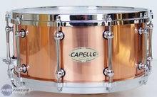 Capelle Snare Drum 14''x6.5'' Brass
