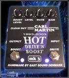 Carl Martin Hot Drive 'N Boost MK III