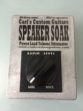 Carls Custom Guitars Speaker Soak