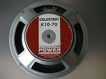 Celestion K10-70