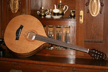 Celtic Star Irish Bouzouki Donegal