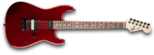 Charvel San Dimas Style 1 HS HT - Candy Apple Red