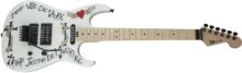 Charvel Warren DeMartini USA Signature Frenchie