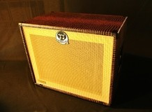 Chillbass 115T. NEO SERIES BROWN ALLIGATOR