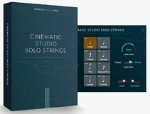 Cinematic Strings Cinematic Studio Solo Strings