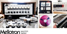 Clavia Mellotron Master tapes