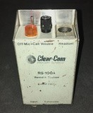 Clear-Com RS-100A Belt-Pack Station