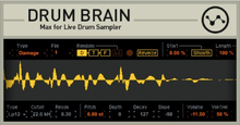 Cluster Sound Drum Brain