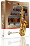 Cmusic Production Saxband Alto Sax