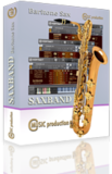 Cmusic Production Saxband Baritone Sax