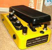ColorSound Supa Wah Fuzz Swell original