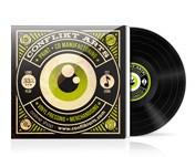 """ConfliktArts Pressage Vinyle 12"""""""