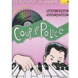 Coup de pouce Débutant Clavier - Volume 1