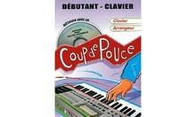 Coup de pouce Débutant Clavier - Volume 3