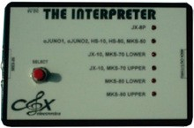 Cox Electronics The Interpreter