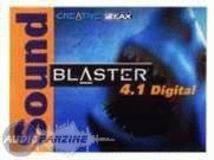 Creative Labs Sound Blaster 4.1 Digital