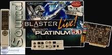 Creative Labs Sound Blaster Live! Platinum 5.1