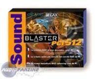 Creative Labs Sound Blaster PCI 512