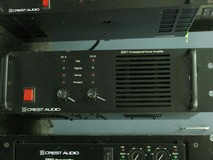 Crest Audio 3001