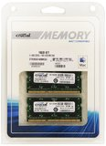 Crucial 16GB Kit (2x8GB) DDR3 1600MT/s