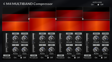 Cut Through Recordings M4 Multiband Compressor