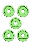 Cympad Chromatics 40/15mm Set Green