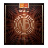D'Addario Nickel Bronze Acoustic Guitar