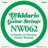 D'Addario NW062 Single XL Nickel Wound 062