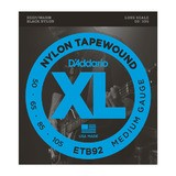 D'Addario Nylon Tape Wound Bass