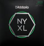 D'Addario NYXL Nickel Wound Bass
